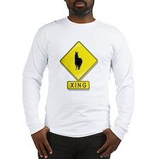 Alpaca XING Long Sleeve T-Shirt