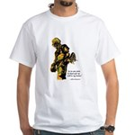 LAX BROTHER White T-Shirt