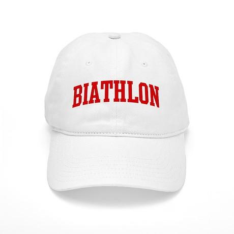 Biathlon (red curve) Cap