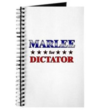 MARLEE for dictator Journal