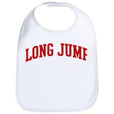 Long Jump (red curve) Bib