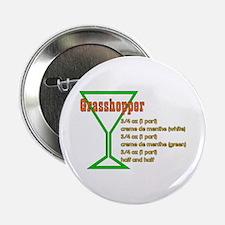 "Grasshopper 2.25"" Button"