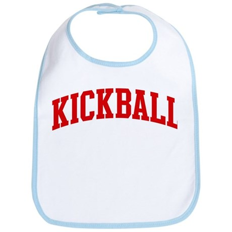 Kickball (red curve) Bib