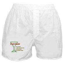 Brandy Alexander Boxer Shorts