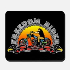 Freedom Rider Mousepad
