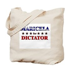 MARICELA for dictator Tote Bag