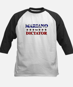 MARIANO for dictator Tee