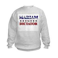 MARIAM for dictator Jumpers