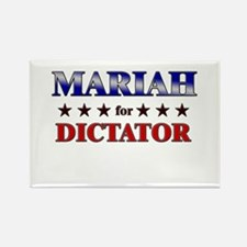 MARIAH for dictator Rectangle Magnet