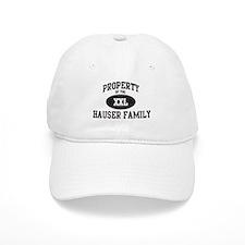 Property of Hauser Family Baseball Cap