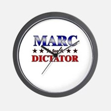 MARC for dictator Wall Clock