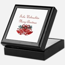 Austrian Christmas Keepsake Box
