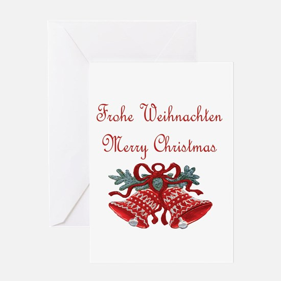 Austrian Christmas Greeting Card