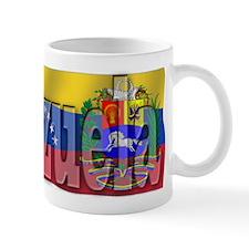Silky Flag Venezuela Mug