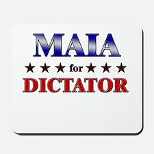 MAIA for dictator Mousepad