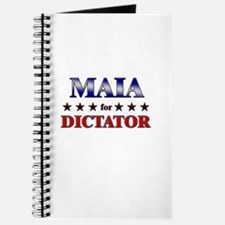 MAIA for dictator Journal