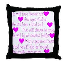 Love Spell #2 Throw Pillow