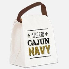 Cool Cajun Canvas Lunch Bag