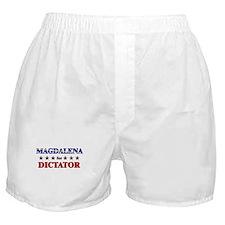 MAGDALENA for dictator Boxer Shorts