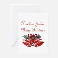 Finland Christmas Greeting Card