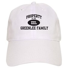 Property of Greenlee Family Baseball Cap