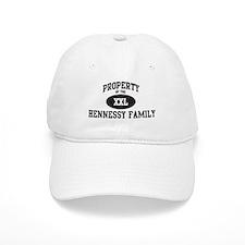 Property of Hennessy Family Baseball Cap