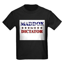 MADDOX for dictator T