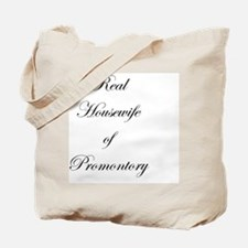 Funny Real housewife Tote Bag