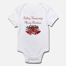Hungarian Christmas Infant Bodysuit
