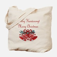 Hungarian Christmas Tote Bag