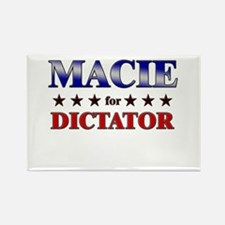 MACIE for dictator Rectangle Magnet