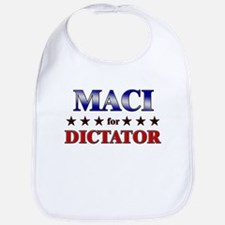 MACI for dictator Bib