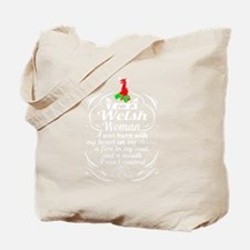 Cute Welsh Tote Bag