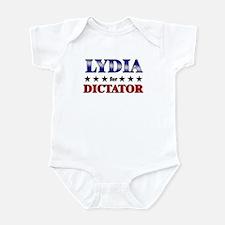 LYDIA for dictator Onesie