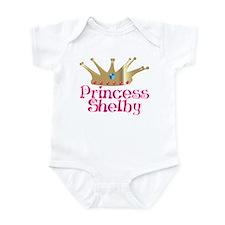 Princess Shelby Infant Bodysuit