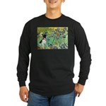 Irises / Toy Fox T Long Sleeve Dark T-Shirt
