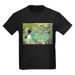 Irises / Toy Fox T Kids Dark T-Shirt