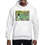 Irises / Toy Fox T Hooded Sweatshirt