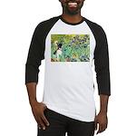 Irises / Toy Fox T Baseball Jersey
