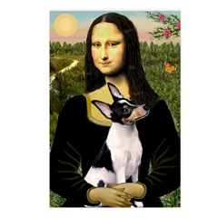 Mona / Toy Fox T Postcards (Package of 8)