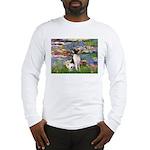 Lilies / Toy Fox T Long Sleeve T-Shirt