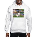 Lilies / Toy Fox T Hooded Sweatshirt