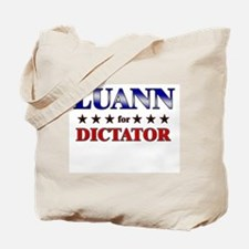 LUANN for dictator Tote Bag