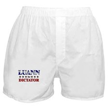 LUANN for dictator Boxer Shorts