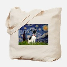 Starry / Toy Fox T Tote Bag