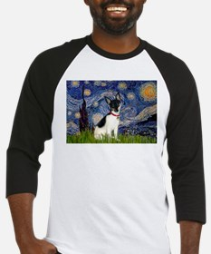 Starry / Toy Fox T Baseball Jersey