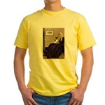 Whistler's / Toy Fox T Yellow T-Shirt