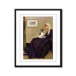 Whistler's / Toy Fox T Framed Panel Print