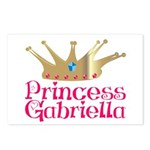 Princess Gabriella Postcards (Package of 8)