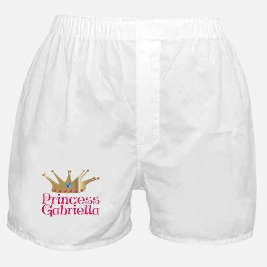 Princess Gabriella Boxer Shorts